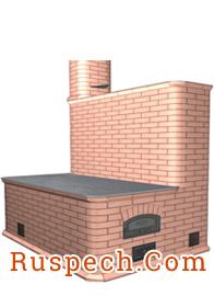 Проекты отопительных печей